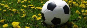Slap af med et sjovt spil fodbold