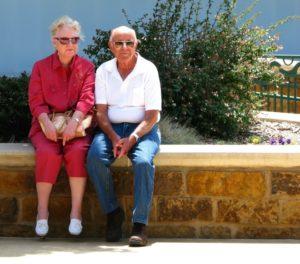 Senior dating er blevet utrolig populært