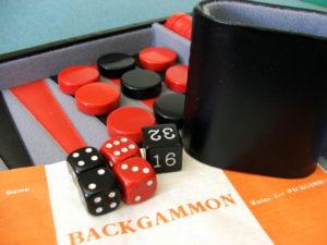 Backgammon er sjovt – for både børn og voksne